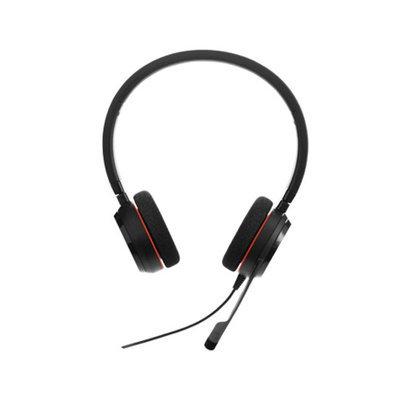 Jabra Evolve 20 Stereo Microsoft Optimized Stereo Corded Headset