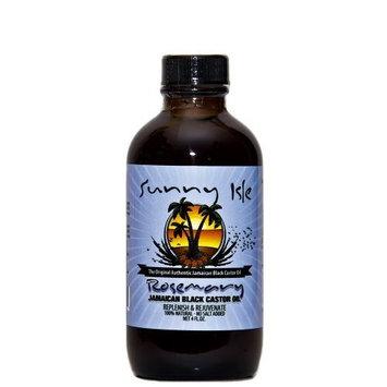 Sunny Isle Sunny isle jamaican black castor oil 4oz -rosemary, Rosemary, 4.0 Ounce