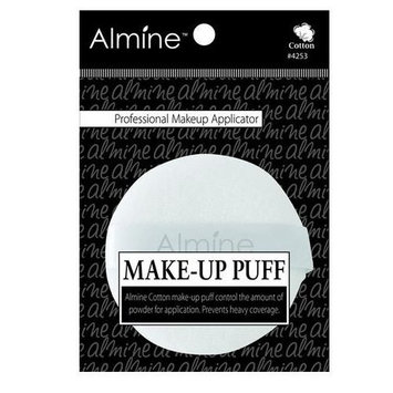 (PACK OF 6) Almine Make-up Puff - Cotton #4253 : Beauty