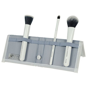 MODA 4 PC. WHITE COMPLEXION PERFECTION SET by Royal & Langnickel