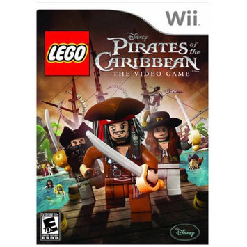 Desigual Lego Pirates Of The Caribbean: (Wii) - Pre-Owned