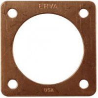 Erva PH1C 1.5 in. dia. Portal for Bluebird Houses - Genuine Copper