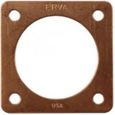 Erva PH1C 1.5 in. dia. Portal for Bluebird Houses - Genuine Copper
