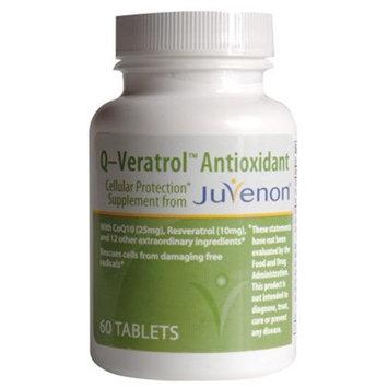 Q-Veratrol Super Antioxidant Capsules