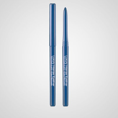 Kiss Professional Luxury Intense Retractble Eyeliner, Navy Blue