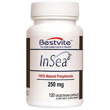 Bestvite InSea2 250mg (120 Vegetarian Capsules)