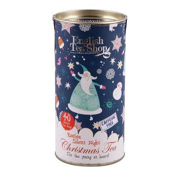 English Tea Shop Caffeine Free Silent Night Pot Tea Bag, 60 Gram
