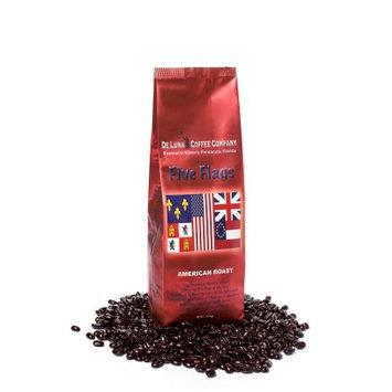 De Luna Coffee International De Luna Coffee's Five Flags Blend