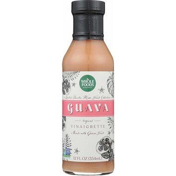 Whole Foods Market, Guava Tropical Vinaigrette, 12 fl oz