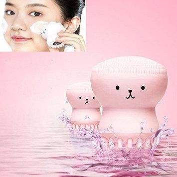 Kanzd My Beauty Tool Exfoliating Jellyfish Silicon Brush Pore Brush