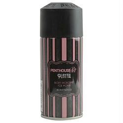 Penthouse Playful By Penthouse Body Deodorant Spray 5 Oz for Women