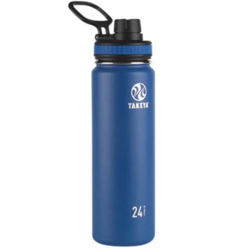 Thermoflask Double-Wall Vacuum Insulated Stainless - NAVY (24 Ounces Bottle) by Takeya at the Vitamin Shoppe