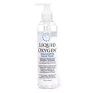 Liquid Oxygen Facial Toner 6oz.