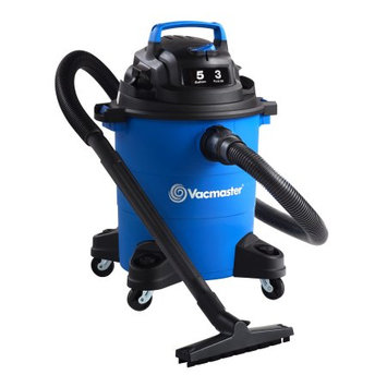 Cleva North America, Inc Vacmaster 5 Gallon Wet/Dry Vacuum, Model VOC507PF
