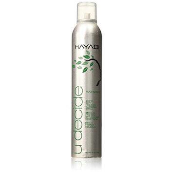 Hayadi U Decide Hair Spray, 10 Ounce