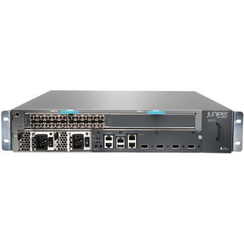 Juniper MX5 Router Chassis - - Ports2 Slots - Rack-mountable