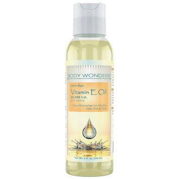 Body Wonders Vitamin E Oil 4 Fl Oz