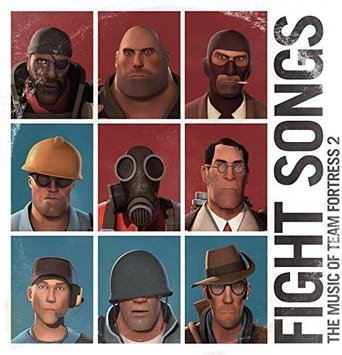Ipecac Recordings [Valve Studio Orchestra] Fight Songs: The Music of Team Fortress 2 Brand New DVD