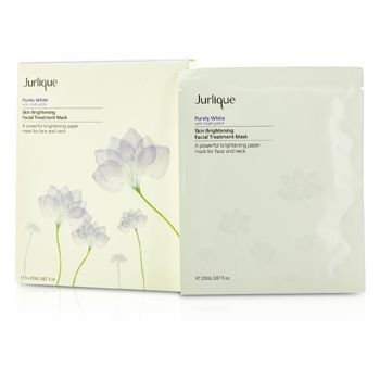 Jurlique 172953 Purely White Skin Brightening Facial Treatment Mask - 5 Pack 20 ml-0.67 oz