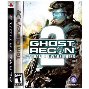 Ubisoft Paris Studios Sarl Ghost Recon Advanced Warfighter 2 (PS3) - Pre-Owned