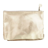 Lancôme Shimmer Gold Cosmetic Travel Bag