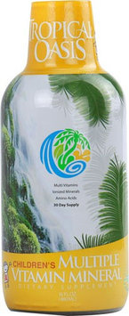 Tropical Oasis Children's Multiple Vitamin Mineral - 16 fl oz - HSG-660738