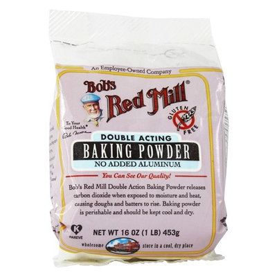 Bob's Red Mill - Gluten-Free Baking Powder - 16 oz.pack of 6