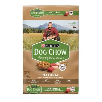 Purina Dog Chow Natural Plus Vitamin and Minerals Dog Food