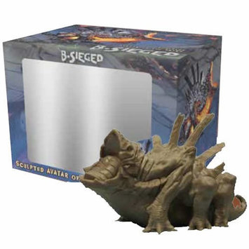 Cool Mini Or Not B Sieged Sons Of The Abyss Sculpted Avatar Board Game Expansion CMoN