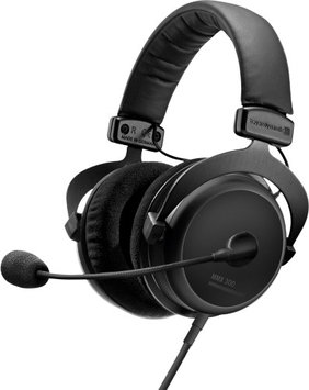 Beyer Dynamic BEYMMX3002NDGE BeyerDynamic MMX 300 PC Gaming Digital Headset with Microphone - 2nd Generation - 32 Ohms