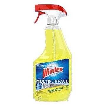 Windex Disinfectant Cleaner Multi-Surface 23 fl oz