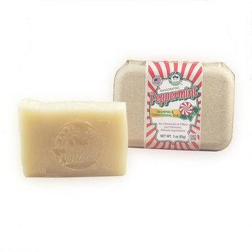 Maple Hill Naturals: Shampoo Bar, Hemp Seed Butter, Shea Butter, Avocado Oil, Jojoba Oil (Peppermint Essential Oil)