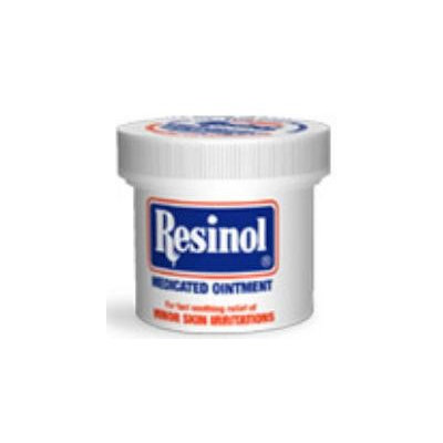 Resinol Itch Relief 55% / 2% Strength Ointment 1.25 oz. Jar