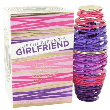 Girlfriend By Justin Beiber For Women Eau De Parfum Spray 3.4 oz