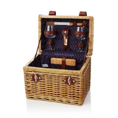 Napa Wine & Cheese Basket