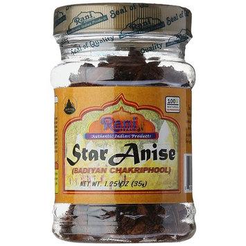 Rani Star Anise Seeds (Badian Khatai) Spice 1.25oz (35g)