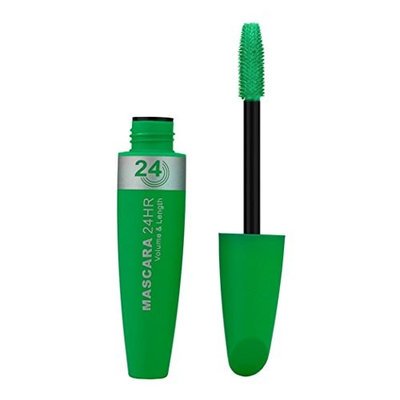 Natural Long Lasting New Long Curling Makeup Eyelash Multicolor Waterproof Fiber Mascara Eye Lashes by YOYORI (Green)