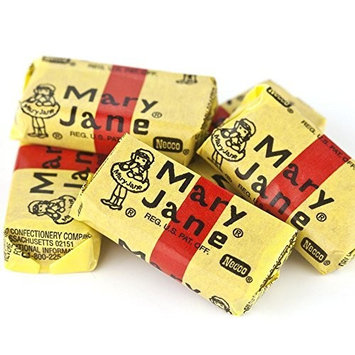 Mary Janes Old Fashioned Candy - 2 Lbs, 2 Pound [Standard Packaging]