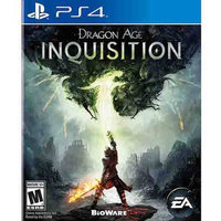 Electronic Arts Dragon Age: Inquisition (PS4) - Pre-Owned