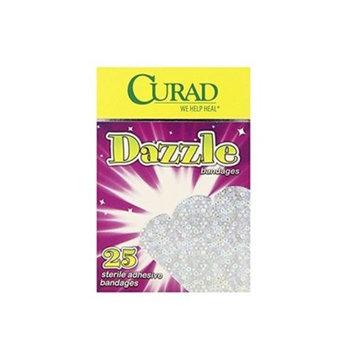 Curad Dazzle Bandages, 25ct