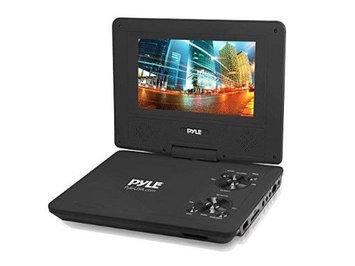 Pyle PDV91BK Portable DVD Player - 9
