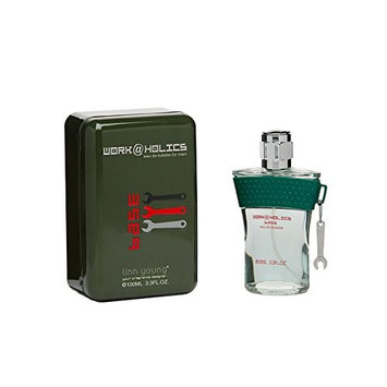Perfume Work@Holics Base for Men 3.3 EDT M by Linn Young