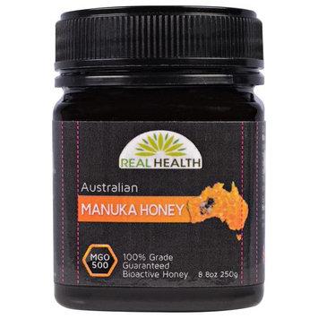 Real Health, Australian Manuka Honey, MGO 500, 8.8 oz (250 g)