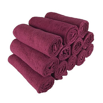 Bleach-Safe Professional Salon Towels |100% Cotton| Large 16