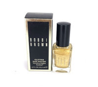 Bobbi Brown Glitter Nail Polish, Solid Gold