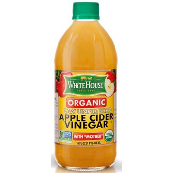 National Fruit Product Co WhiteHouse Organic Apple Cider Vinegar with Mother 16oz