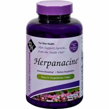 Diamond-herpanacine Total Skin Support System - 200 Capsules