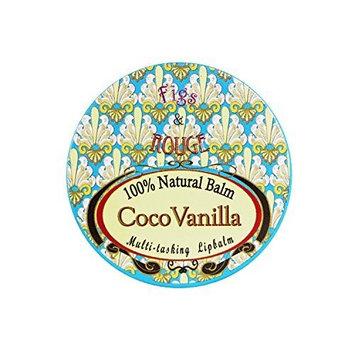 Figs and Rouge Coco Vanilla Balm 0.5 oz.