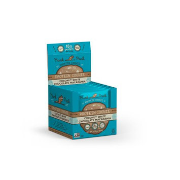 Munk Pack Coconut White Chocolate Macadamia Protein Cookie