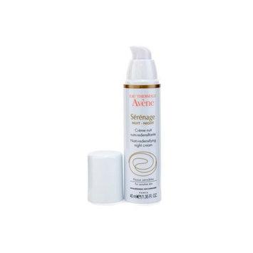 Eau Thermale Avène Serenage Nutri-Redensifying Night Cream, 1.35 fl. oz.